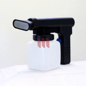 Pistola Kirby per verniciare, nebulizzare. Ottima per lavare con lo Shampoo qualsiasi tipo di tessuto (divano, tende, cappotti, peluches).